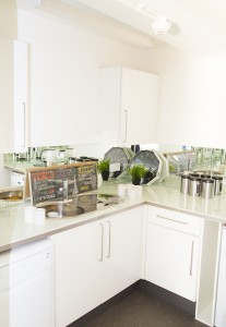 RTEC white kitchen